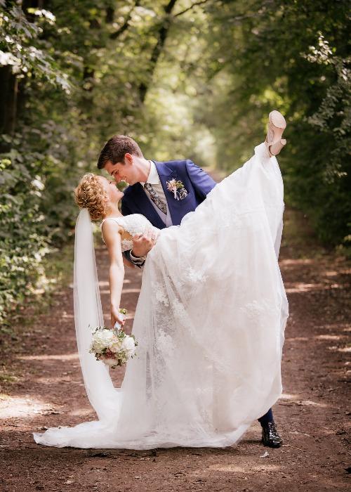 Brautpaarfotos von Hochzeitsfotograf Rosenheim